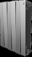 Радиатор биметаллический Pianoforte 500/100 Royal Thermo cеребро (РОССИЯ), фото 1