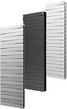 Радиатор биметаллический Pianoforte Tower 22 cекц. Royal Thermo серебро (РОССИЯ), фото 3