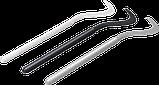 Крепление анкерного типа (Анкер+Дюбель-2шт) белые Royal Thermo (РОССИЯ), фото 2