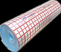 Подложка для теплого пола VARMEGA, материал комбинированный 3мм. (рулон 30 кв.м.)