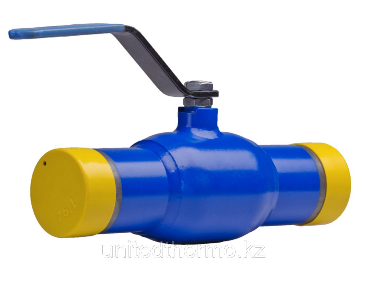 Кран сварной 25 мм EFAR