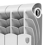 Радиатор биметаллический Revolution 500/80 Royal Thermo (РОССИЯ), фото 3