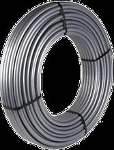 Труба 16x2.0 мм R50м металлопластиковая с теплоизоляцией TITA-FIX