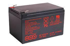 Аккумулятор WBR -GP12120
