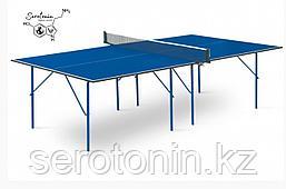 Теннисный стол Hobby 2 blue