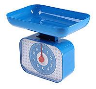 Весы кухонные LuazON LVKM-1001, механические, до 10 кг, фото 1