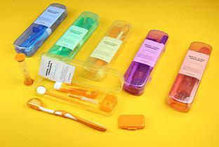 Ортодонтический набор для брекетов пластиковый пенал
