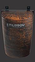 Подушка боксерская Полусфера малая «DIKO FILIPPOV» из буйволиной кожи 12 кг