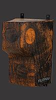Подушка боксерская Г-образная Пирамида «DIKO FILIPPOV» из буйволиной кожи 15 кг