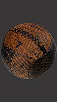 Медбол «DIKO FILIPPOV» из буйволиной кожи 6 кг