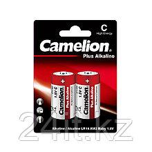 Батарейка CAMELION Plus Alkaline LR14-BP2 2 шт. в блистере