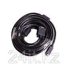 Интерфейсный кабель iPower VGA 15M/15M 10 м, 1 в.