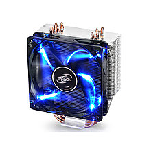Кулер для процессора Deepcool GAMMAXX 400 Blue Basic