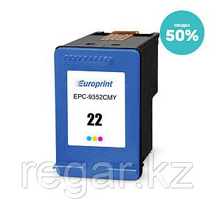 Картридж Europrint EPC-9352CMY (№22)