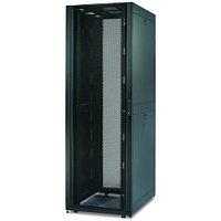 APC Шкаф NetShelter SX 42U, ШxГ 750 x 1070 мм с боковыми панелями, черный серверный шкаф (AR3150)