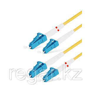 Патч Корд Оптоволоконный LC/UPC-LC/UPC SM 9/125 Duplex 2.0мм 1 м