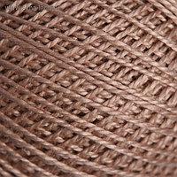 """Нитки вязальные """"Ирис"""" 150м/25гр 100% мерсеризованный хлопок цвет 5904"""