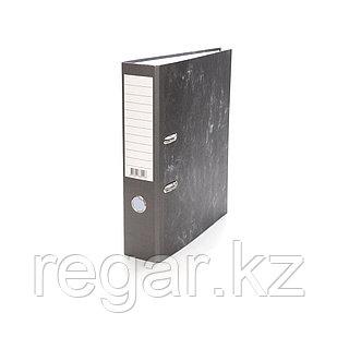 Папка–регистратор с арочным механизмом разборная ErichKrause®, Economy, А4, 50 мм, серый