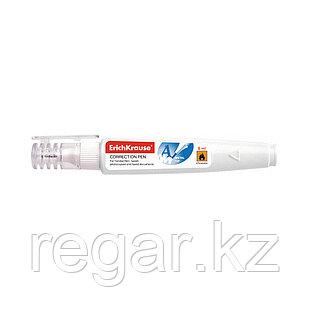 Ручка-корректор ErichKrause®, 8мл (в пластиковой коробке по 12 шт.)