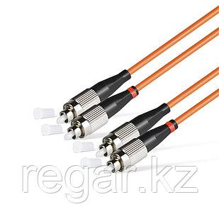 Патч Корд Оптоволоконный FC/UPC-FC/UPC MM OM2 50/125 Duplex 3.0мм 1 м