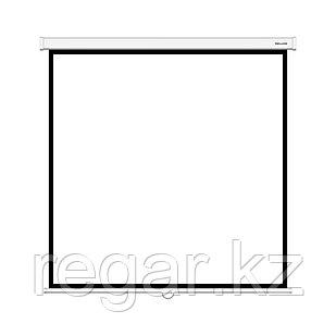 "Экран Deluxe DLS-M244W (96""х96""), Ø - 136"", Раб. поверхность 236х236 см., 1:1"
