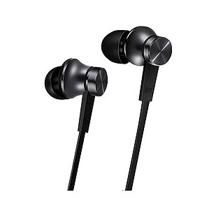 Наушники Xiaomi Mi Earphones Basic Чёрный