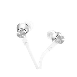 Наушники Xiaomi Mi Earphones Basic Серебристый