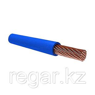 Кабель 1х4 мм2 Синий