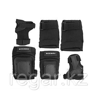 Комплексная защита без шлема Ninebot Segway KickScooter Protection Kit M Черный