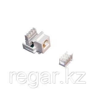 Модуль для информационной розетки SHIP M256-1 Cat.3 RJ-11 UTP