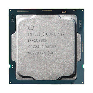 Процессор Intel 1200 i7-10700F