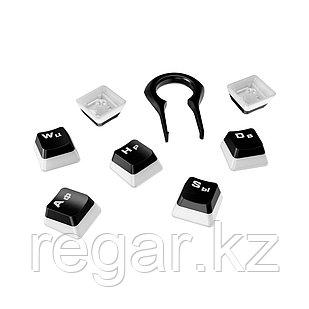 Набор кнопок на клавиатуру HyperX Pudding Keycaps Full Key Set (Black) HKCPXA-BK-RU/G