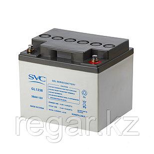 Аккумуляторная батарея SVC GL1238 12В 38 Ач