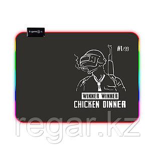 Коврик для компьютерной мыши X-game Chicken Dinner (Led)