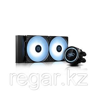 Кулер с водяным охлаждением Deepcool GAMMAXX L240 V2