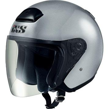 Шлем открытый HX118 серый