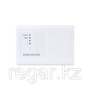 Адресный блок для управления приводом с рабочим напряжением 24В Болид С2000-СП4/24