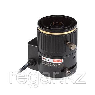 Распродажа Объектив для камер видеонаблюдения Dahua DH-PFL2712-E6D