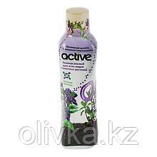 Удобрение органоминеральный коктейль Active Цветочное, для всех комнатных растений, 0,5 л