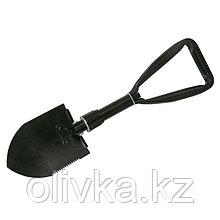 Лопатка складная многофункциональная (кирка, пила, лопата), в сложенном виде 19 см