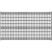 Временное ограждение, 174 × 310 × 0,33 см, размер ячейки 20 ×10 см, толщина прутика 3,3 мм, цинк