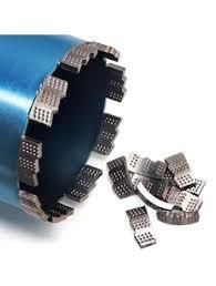 Алмазная коронка для сухой резки по бетону 68mm-70L-1/2BSP-M16