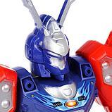 Робот «Защитник», цвета МИКС, фото 6