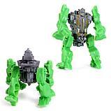 """Набор роботов """"Диноботы"""", трансформируется, 5 штук, собираются в 1 робота, фото 3"""