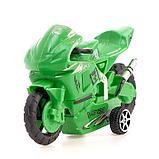 Мотоцикл инерционный «Супербайк», МИКС, фото 6