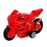 Мотоцикл инерционный «Супербайк», МИКС, фото 7