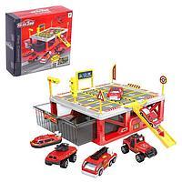 Парковка «Пожарная часть»
