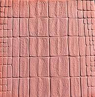 Тротуарная плитка Крокодил