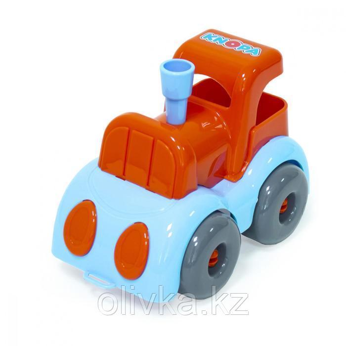 Машинка паровозик «Евро», 22 см