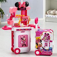 """Игровой набор доктора """"Минни"""", Минни Маус, в чемоданчике, Disney"""